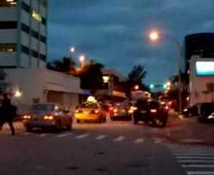Sheridan Ave and 42nd Street, South-bound travel