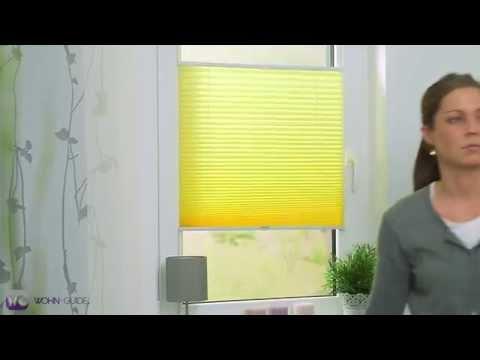 """lichtblick-plissee-""""klemmfix""""-verspannt-ohne-bohren-mit-klemmträger- -montageanleitung"""
