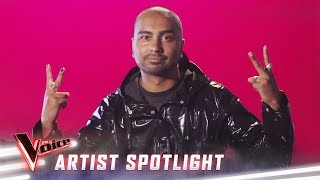 Artist Spotlight Mack Moses  The Voice Australia Season 8