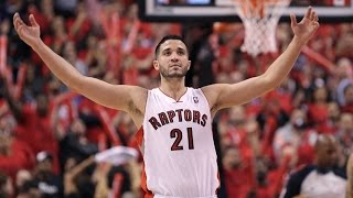 Greivis Vasquez Raptors 2015 Season Highlights