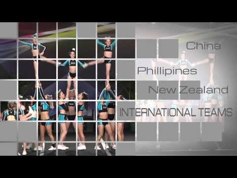 Wold Cup Cheer & Dance Asia Pacific Grand Internatinonals 2014 Trailer