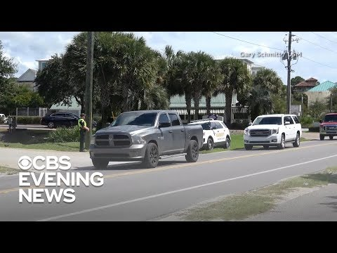 Florida residents evacuate ahead of Hurricane Michael