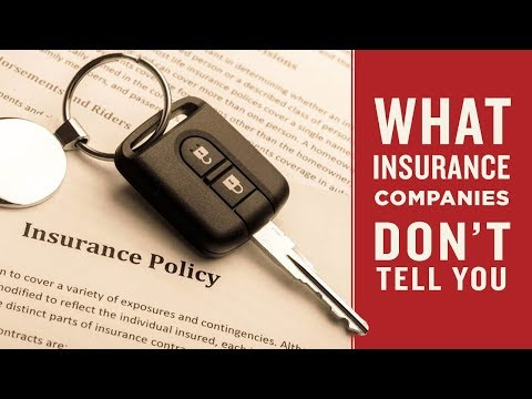 3 Things to Know About Auto Insurance in Florida | Zephyrhills Personal Injury Attorney