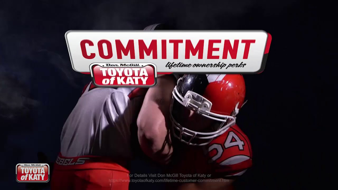 Toyota Of Katy >> Toyota Service Commitment Don Mcgill Toyota Of Katy Near Cypress