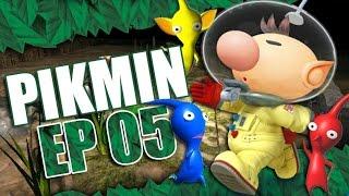 Pikmin 1 : Le nombril de la forêt | 05 - Let's Play FR
