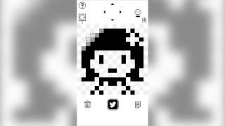 PixelTweet - 楽々モノクロドット絵エディタ