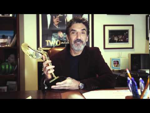 And the JUPITER AWARD goes to... Chuck Lorre