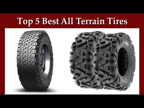 Top 5 Best All Terrain Tires