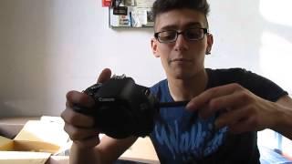 UNBOXING XL : CANON 600D + Logitech G930