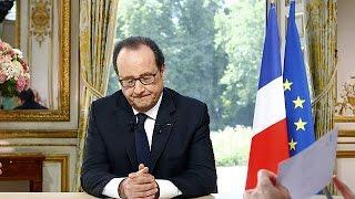 هولاند يعلن تعزيز التدخل الفرنسي في سوريا والعراق إثر اعتداء نيس     15-7-2016