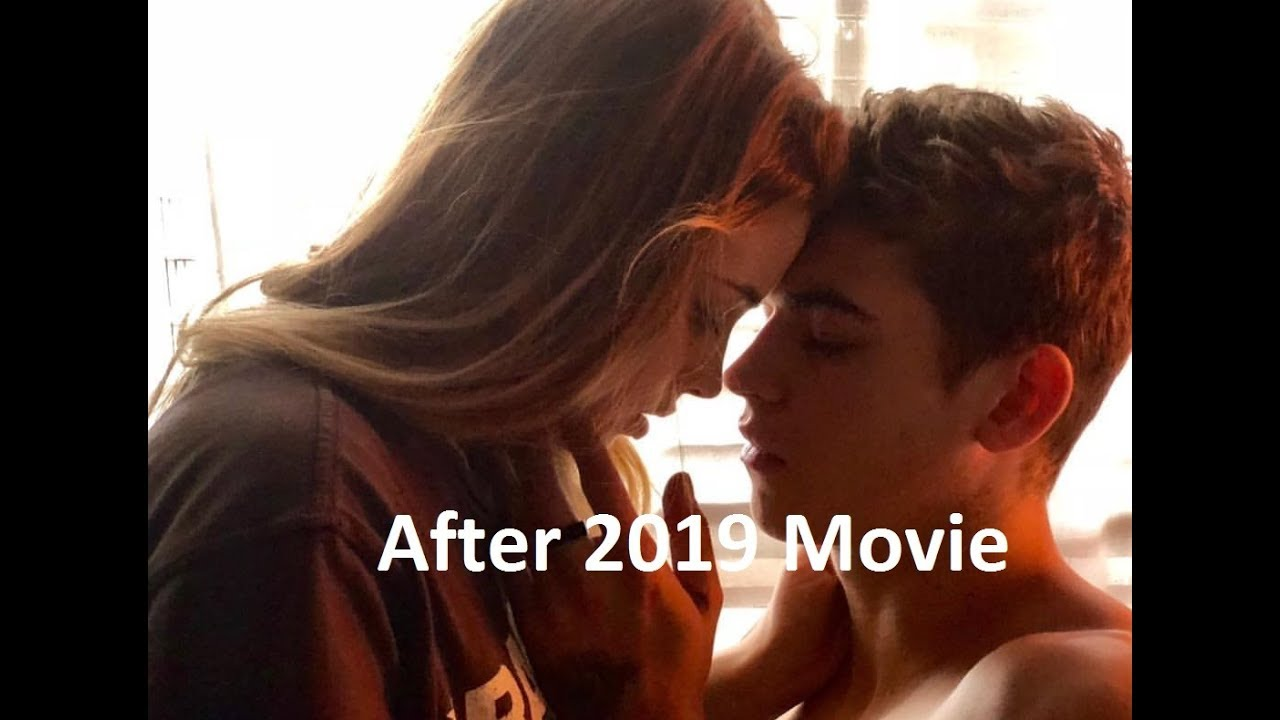 after 2019 movie trailer  cast and crew