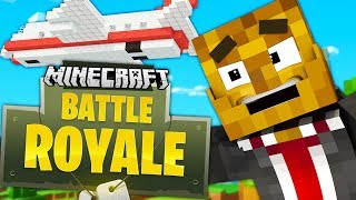BRAND NEW MINECRAFT HYPIXEL MINIGAME - FORTNITE BATTLE ROYALE MINECRAFT MOD 1.12.2