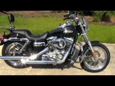 2009 Harley-Davidson FXDC DYNA SUPER GLIDE CUSTOM Motorcycles - YouTube