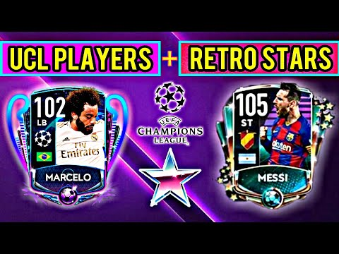 RETRO STARS & UCL IS HERE IN FIFA MOBILE 20! FIFA MOBILE NEW