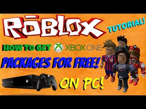 how to get roblox xbox packages on pc