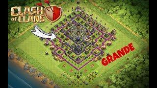 ¡¡Mi Cuenta Grande!! (Clash Of Clans) [David Gamer 1205]