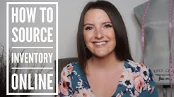 How to Source Inventory Online to Resell on Poshmark & eBay - 5 Ways!