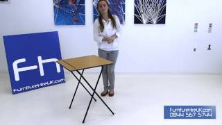 Exam Desk Demo - Furniture Hire Uk