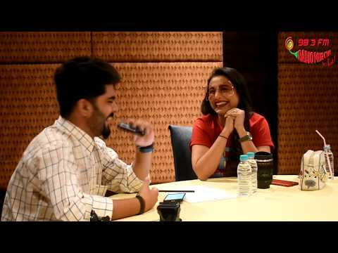 Rani Mukherjee interview on Hichki By RJ Sahil