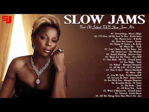 90'S SLOW JAMS | Gerald Levert, Mary J Blige, Tyrese, R Kelly, Keith Sweat,  R Kelly, Usher, Jo