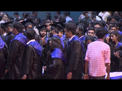 Shiv Nadar University Convocation 2017