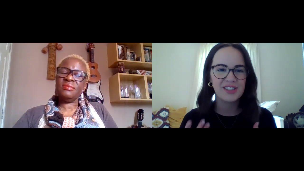 'Belonging' - Alice Mpofu-Coles in conversation with Beth Rebisz