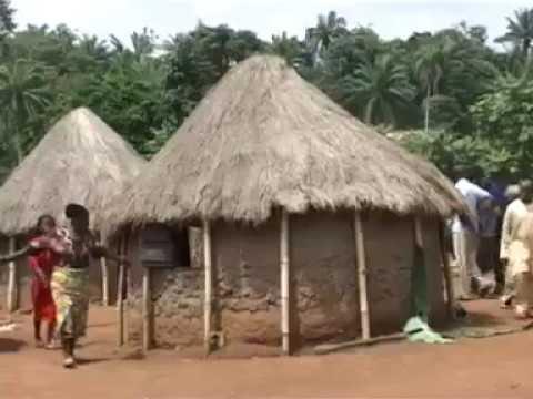 Ritualist Shrine discovered in Nigeria , Osun state
