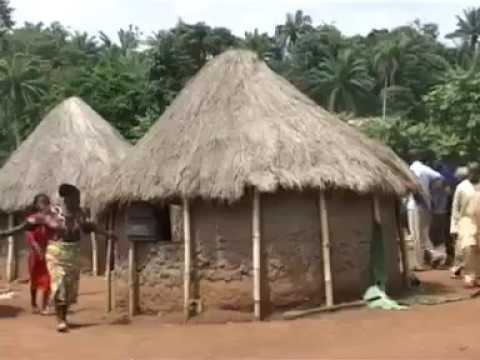 Ritualist Shrine discovered in Nigeria , Osun state