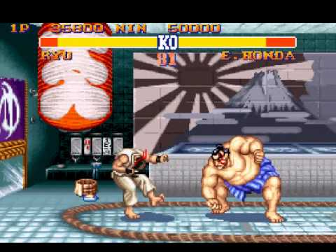 Street Fighter 2 1992 Snes Youtube