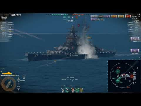 World Of Warships - Record Breaking Level Of Domination
