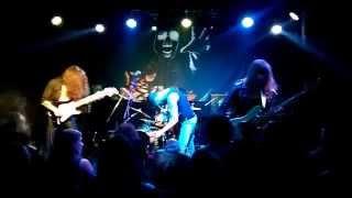 Witching Hour - Black Horned Doom - LIVE EVIL 2015