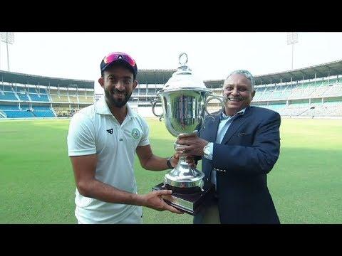 Rest of India vs Vidarbha, Irani Cup Final 2018-19: Match Highlights Mp3