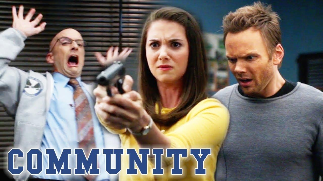 The Fake Gun Finale | Community