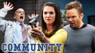The Fake Gun Finale | Community