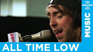 "All Time Low ""Love Me Like You Do"" Ellie Goulding Cover Live @ SiriusXM // Hits 1"