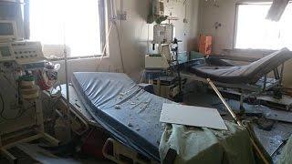 ستديو الآن 19-11-2016 | مستشفيات حلب خارج الخدمة جراء قصف مكثف