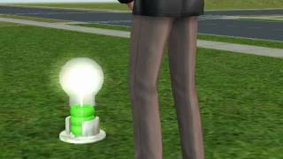 Tutorial- How To Make Your Male Sim Pee On An Object