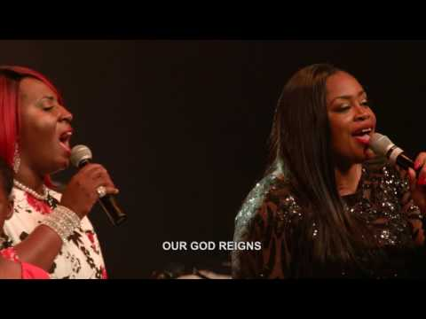 SINACH: HE REIGNS Featuring Marlea Grace, Cyude and the Inner City Children
