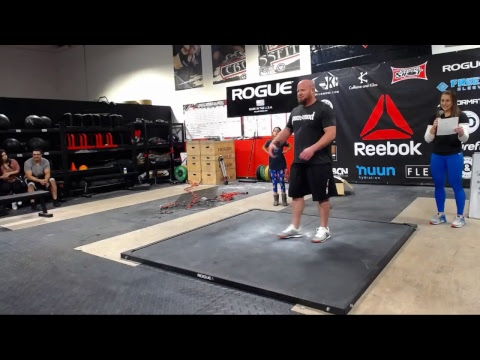 SPF Reebok Record Breakers 2017 Powerlifting Meet Day 2