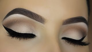 Soft Cut Crease Eye Makeup Tutorial