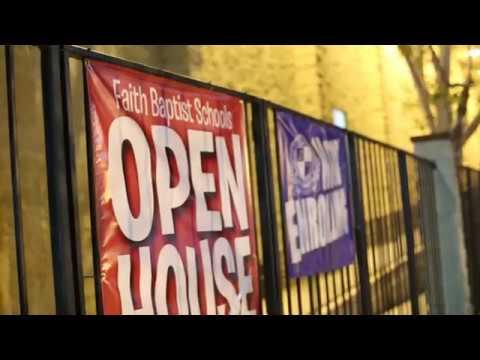 Open House at Faith Baptist Schools