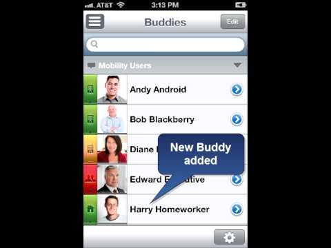 iPhone - 6. Instant Messaging
