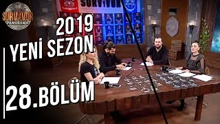 Survivor Panorama | 4.Sezon | 28.Bölüm