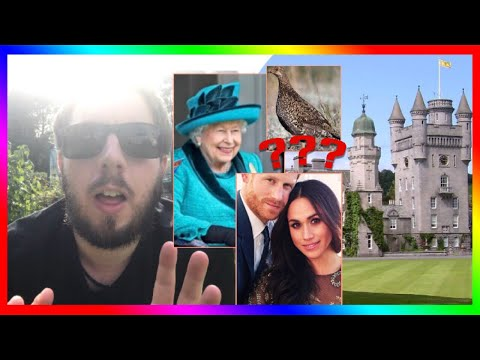 Who's At Balmoral With The Queen | Meghan 'Bans' Harry & Where Are The Sussex's?