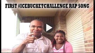 ALS #IcebucketChallenge Errol Barnett of CNN and Mclevit Nominated in a Rap Song