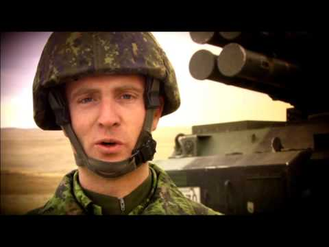 Canadian Army - Artillery [Air Defence]