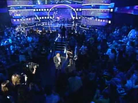 Greek Idol 2010 - Live Show 1 - Giannis Ploutarxos (Part 2)