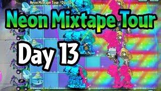 Plants vs Zombies 2 - Neon Mixtape Tour Day 13: Last Stand