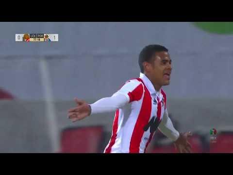 Goal | Golo Zé Paulo: Leixões (1)-1 FC Porto (Taça de Portugal 18/19 1/4 Final)