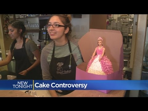 Ken Doll Cake Orders Flooding Freeport Bakery After Photo Goes Viral